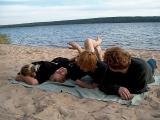 Веселуха на пляже