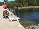 Перемычка между оз. Липовским и Финским Заливом