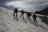 Подъем к перевалу Йолдо