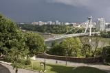 Мост через Дунай в Братиславе